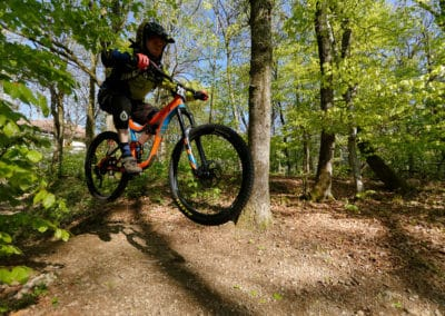 DEJEPS perfectionnement sportif mention « VTT »
