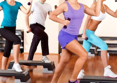 BPJEPS spécialité éducateur sportif mention Activités de la Forme option Cours Collectifs  (AF CC)