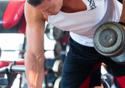 BPJEPS spécialité éducateur sportif mention « Activités de la Forme » option « Haltérophilie Musculation »