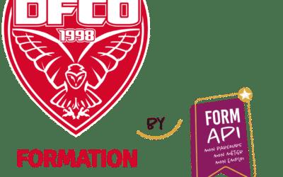 DFCO Formation by FORMAPI recrute un(e) apprenti(e) Chargé(e) de Promotion et de Marketing Sportif