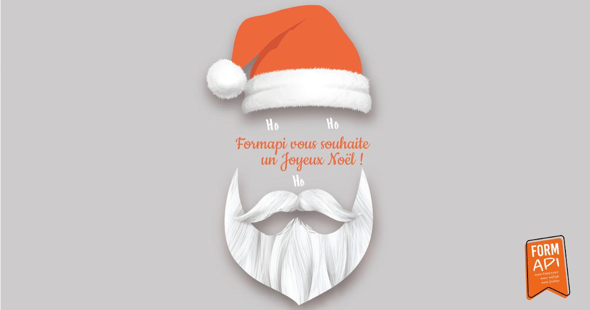 FORMAPI vous souhaite un Joyeux Noël