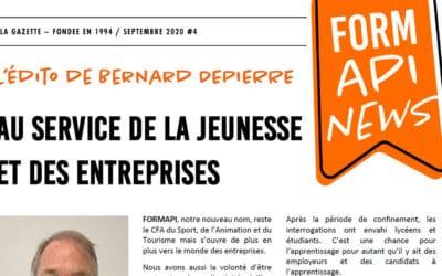 FORMAPI News septembre 2020