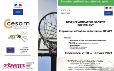 NOS ACTIONS : décembre 2020