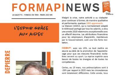 FORMAPI News mars 2021