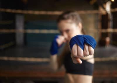 BPJEPS spécialité Educateur Sportif mention Sport de Contact et Disciplines Associées (SCDA)